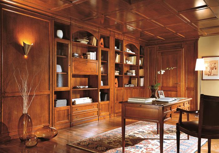 Ufficio Classico Moderno : Ufficio classico rubinelli